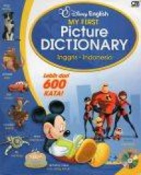 Image of My First Picture Dictionary Inggris-Indonesia